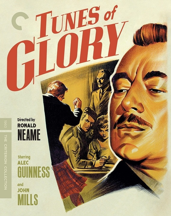 Tunes of Glory (The Criterion Collection)(Blu-ray)(Region A)
