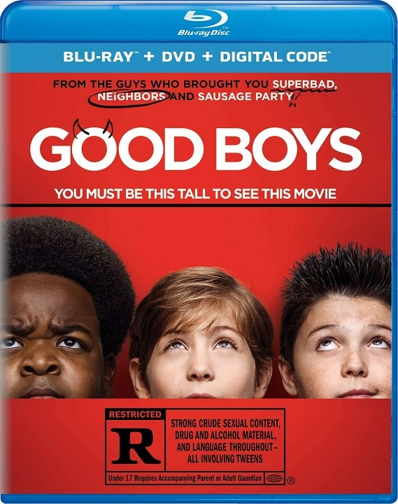 Good Boys (Blu-ray)(Region Free)