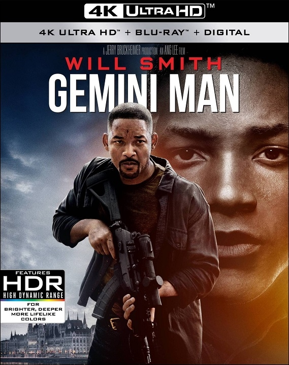 Gemini Man in 4K Ultra HD Blu-ray at HD MOVIE SOURCE
