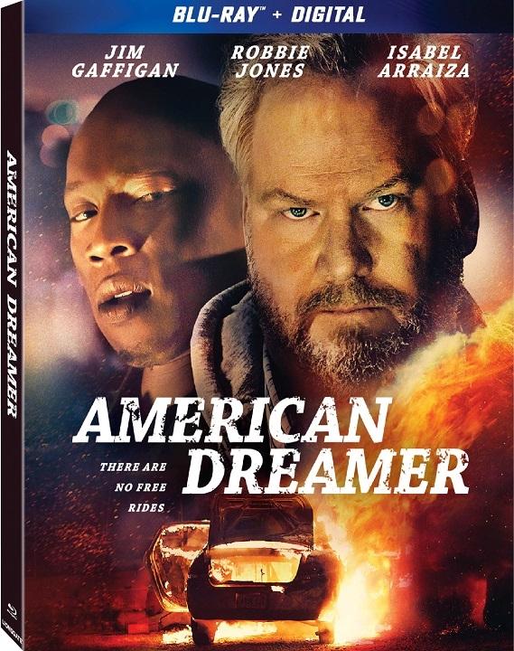 American Dreamer (2019) Blu-ray