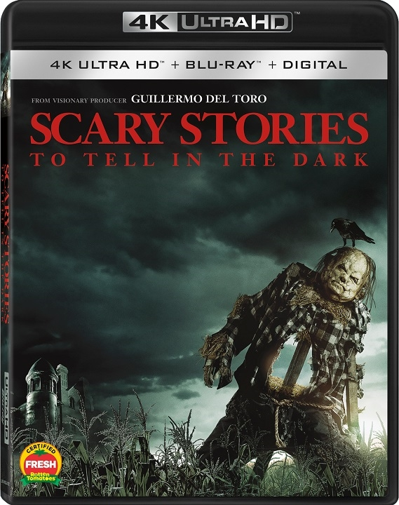 Scary Stories to Tell in the Dark 4K (2019) UHD
