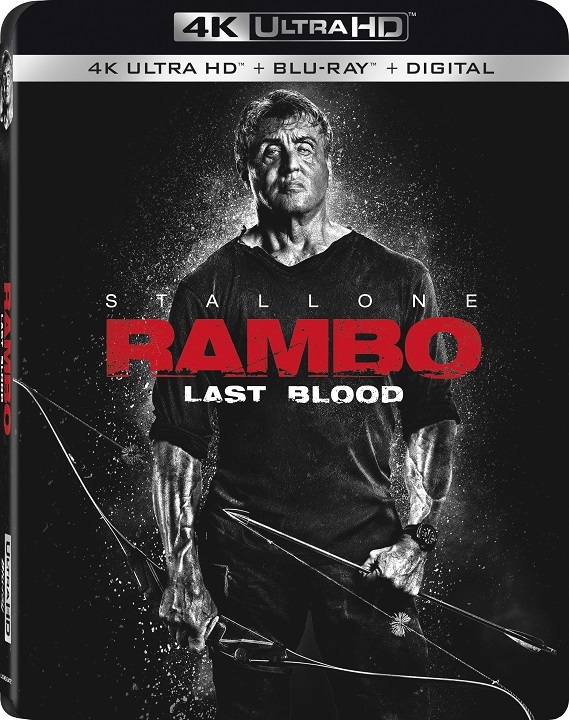 Rambo: Last Blood 4K Ultra HD Blu-ray (2019)