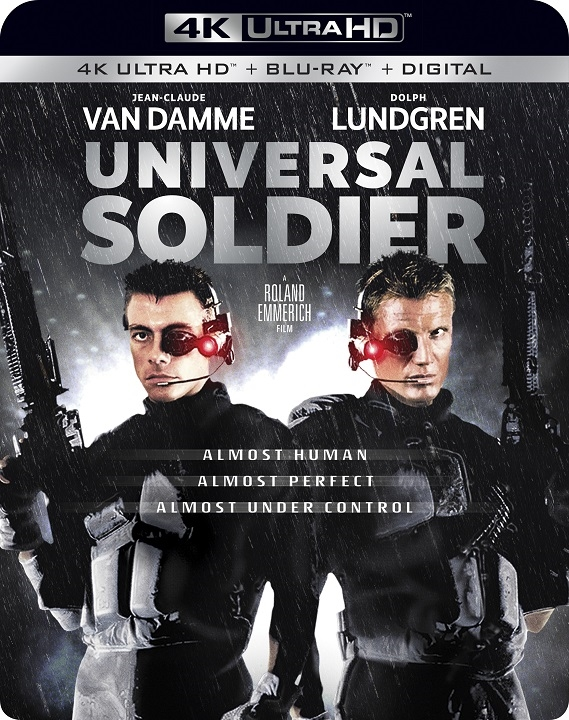 Universal Soldier 4K (1992) Ultra HD