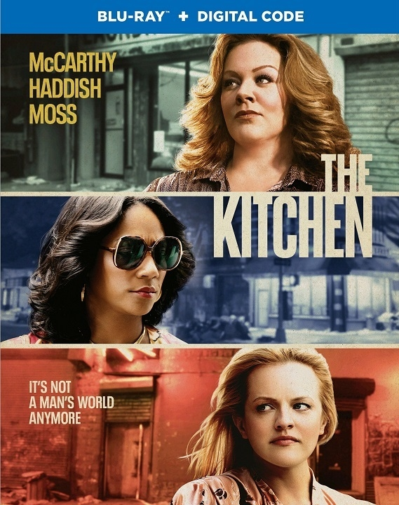 The Kitchen (2019) Blu-ray