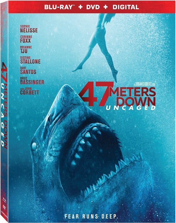 47 Meters Down: Uncaged (Blu-ray)(Region A)