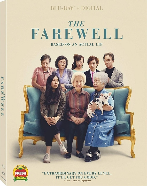 The Farewell (Blu-ray)(Region A)
