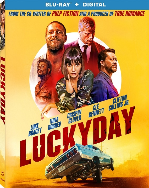 Lucky Day (2019)(Blu-ray)(Region A)