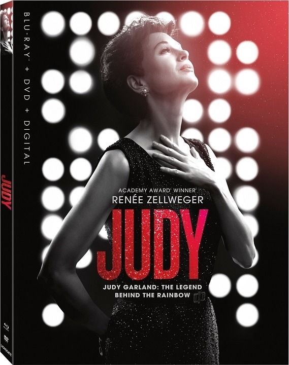 Judy (2019) Blu-ray