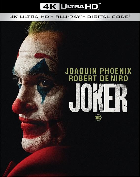 Joker 4k Ultra Hd Blu Ray Pre Order Tba