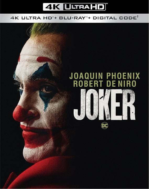 Joker 4K Ultra HD Blu-ray - HD MOVIE SOURCE