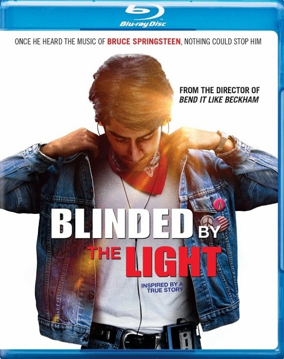 Blinded by the Light (Blu-ray)(Region Free)