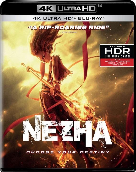 Ne Zha In 4k Ultra Hd Blu Ray