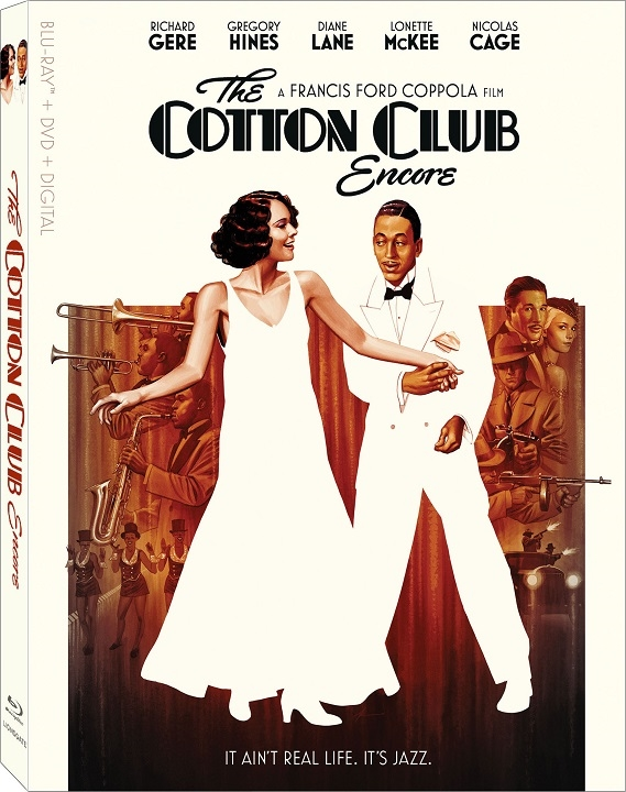 The Cotton Club Encore (1984)(Blu-ray)(Region A)