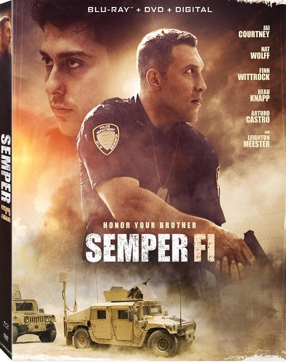 Semper Fi (2019) Blu-ray