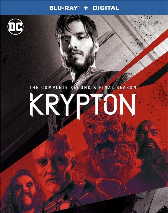 Krypton: The Complete Second and Final Season (Blu-ray)(Region Free)