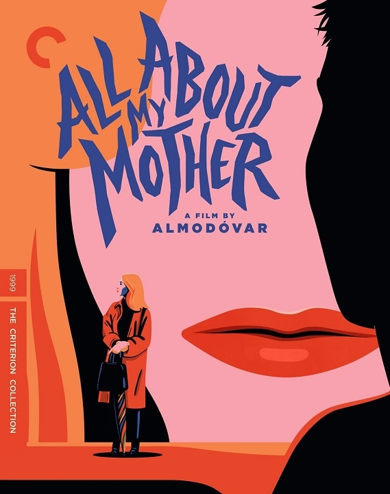 All About My Mother (The Criterion Collection)(Blu-ray)(Region A)(Pre-order / Jan 28)