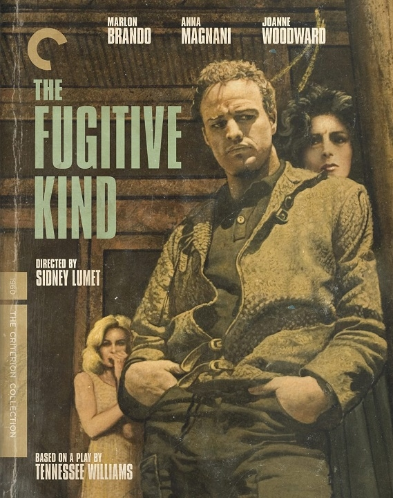 The Fugitive Kind (The Criterion Collection)(Blu-ray)(Region A)