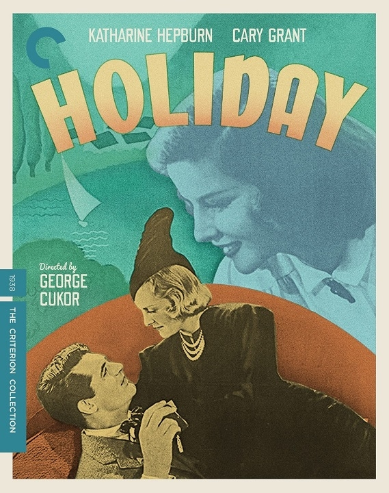 Holiday (The Criterion Collection)(Blu-ray)(Region A)(Pre-order / Jan 7)
