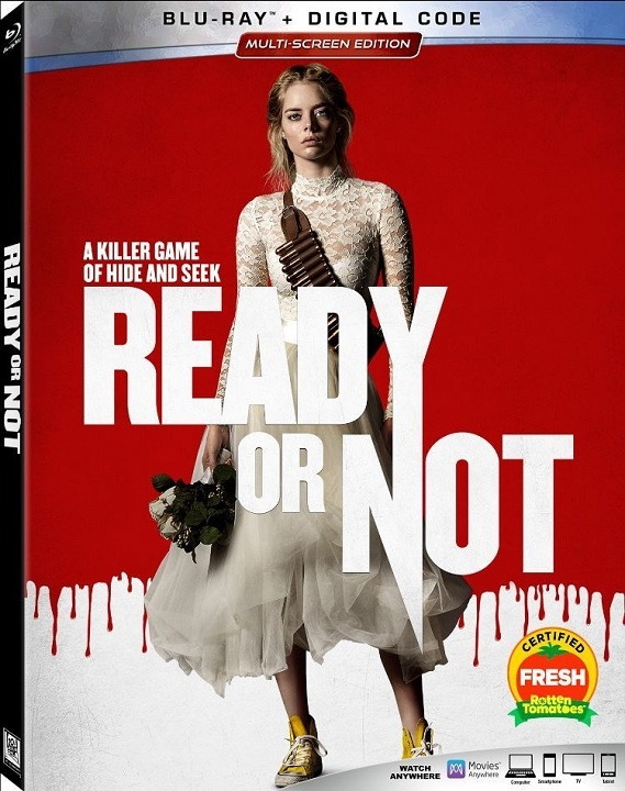 Ready or Not (Blu-ray)(Region A)(Pre-order / Dec 3)