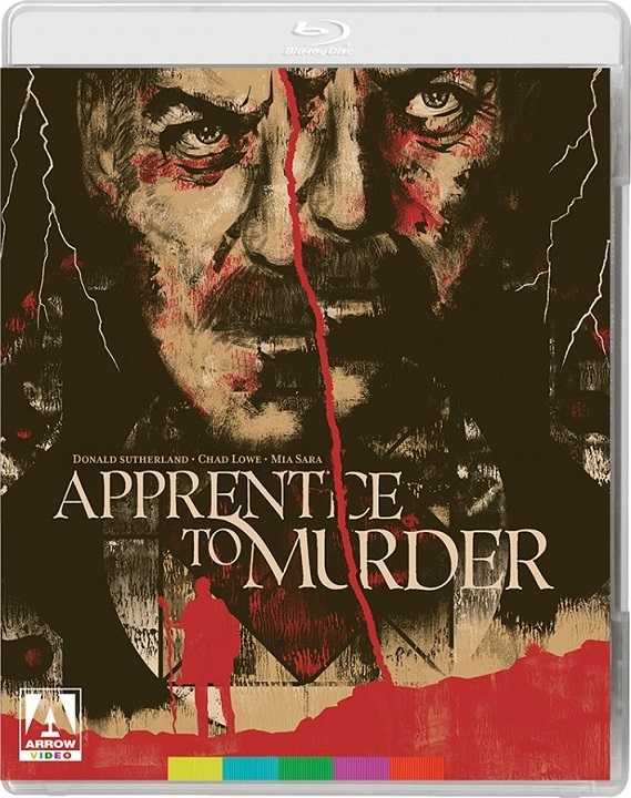 Apprentice to Murder (Blu-ray)(Region A)