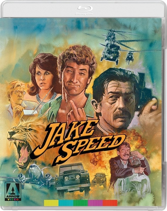 Jake Speed (1986)(Arrow Video) Blu-ray