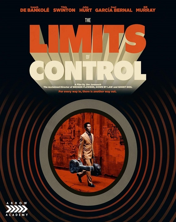 The Limits of Control (2009) Blu-ray