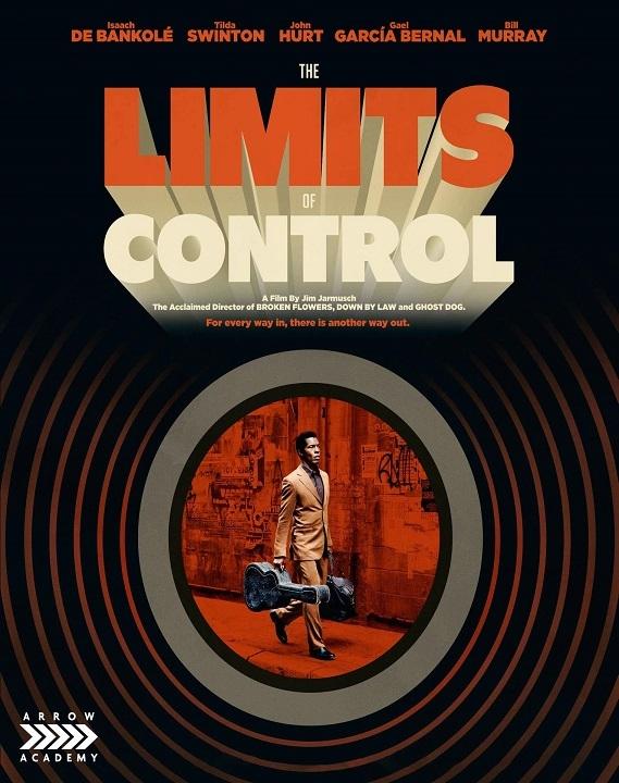 The Limits of Control (Blu-ray)(Region A)(Pre-order / Dec 10)