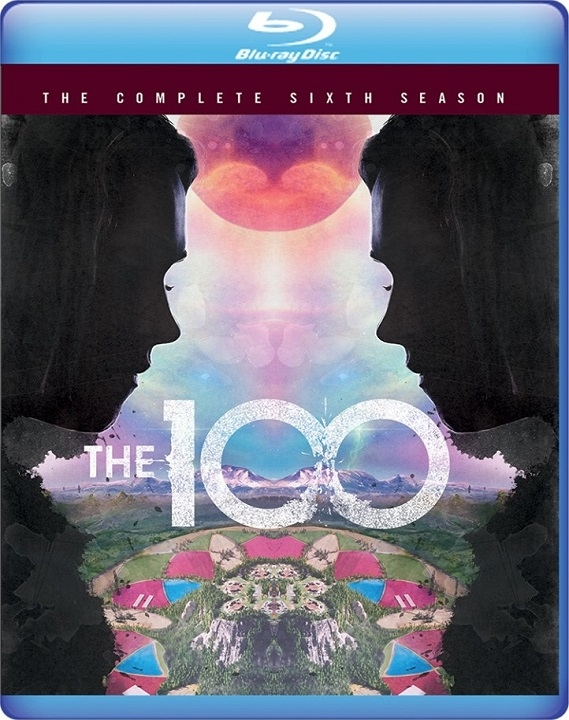 The 100: The Complete Sixth Season (Blu-ray)(Region Free)