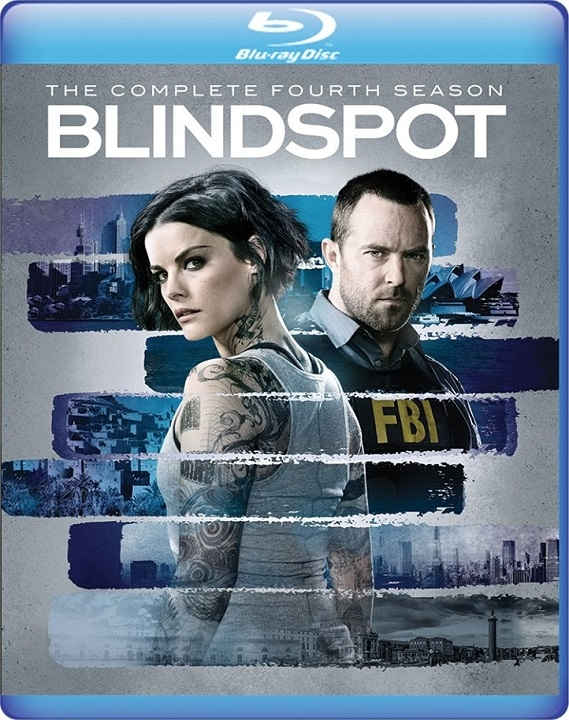 Blindspot: The Complete Fourth Season (Blu-ray)(Region Free)