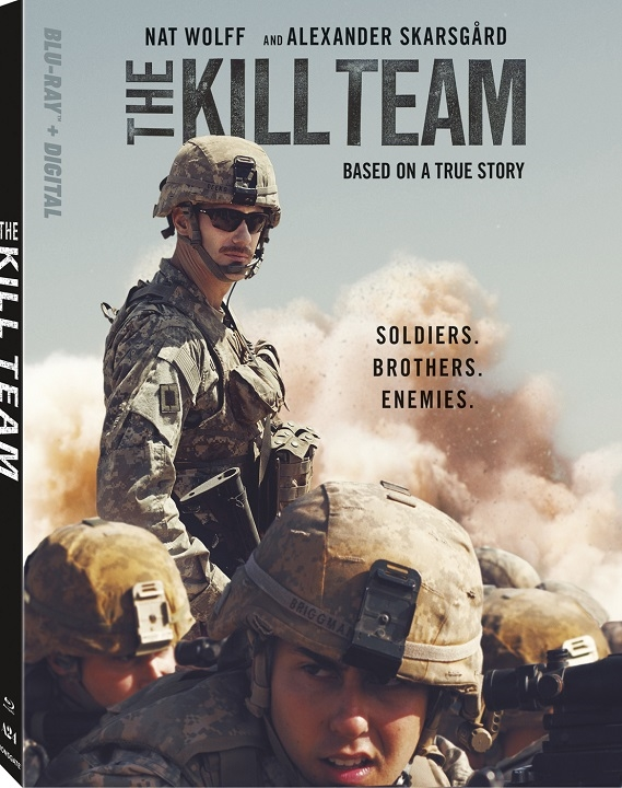 The Kill Team (Blu-ray)(Region A)