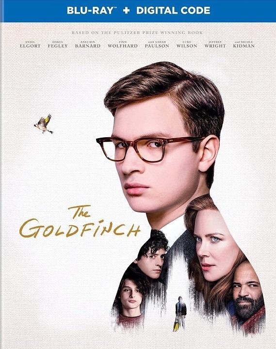 The Goldfinch (Blu-ray)(Region Free)(Pre-order / Dec 3)