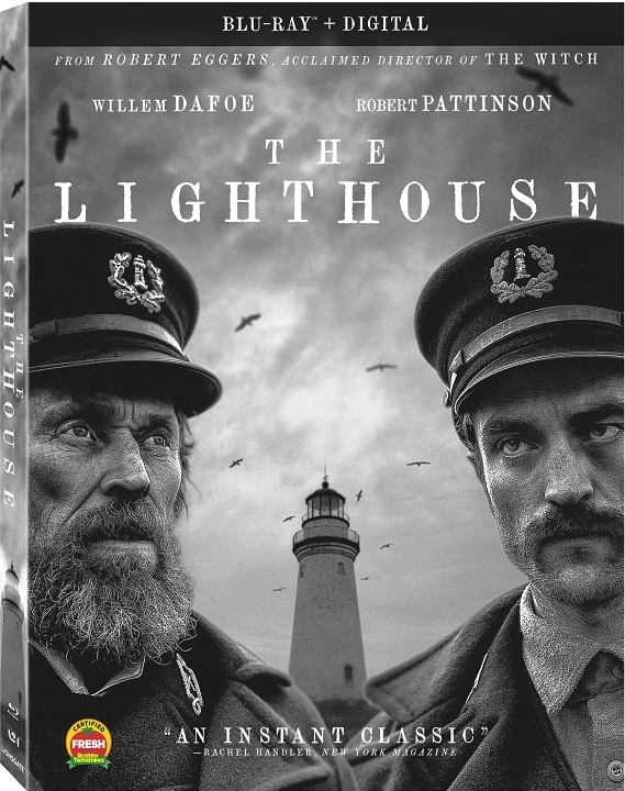 The Lighthouse (Blu-ray)(Region A)