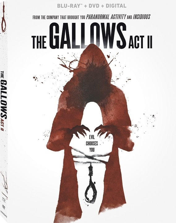 The Gallows Act II (Blu-ray)(Region A)