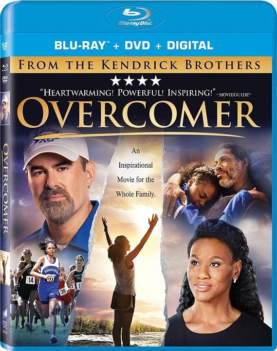 Overcomer (Blu-ray)(Region A)(Pre-order / Dec 17)