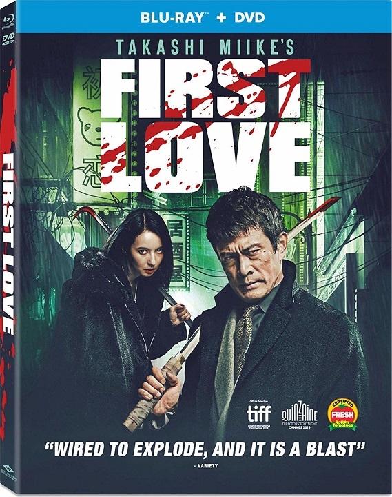 First Love (Blu-ray)(Region Free)(Pre-order / Feb 11)