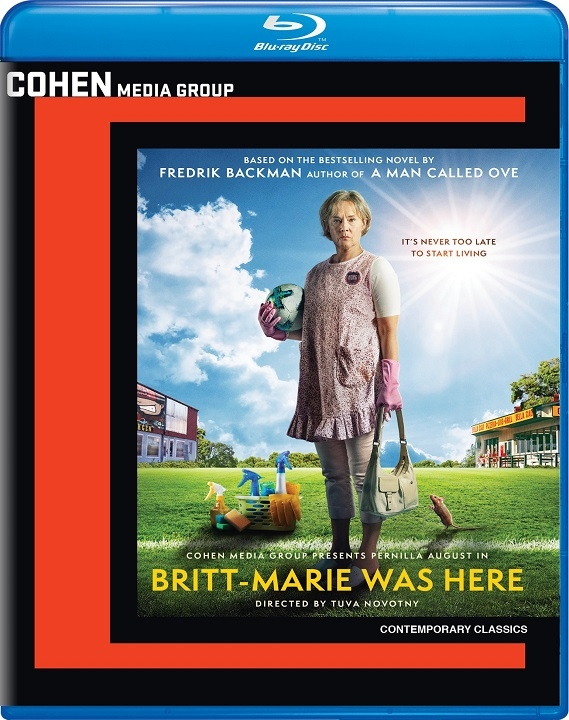 Britt-Marie Was Here (Blu-ray)(Region A)