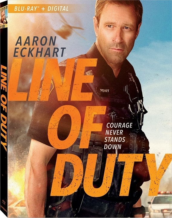 Line of Duty (2019)(Blu-ray)(Region A)