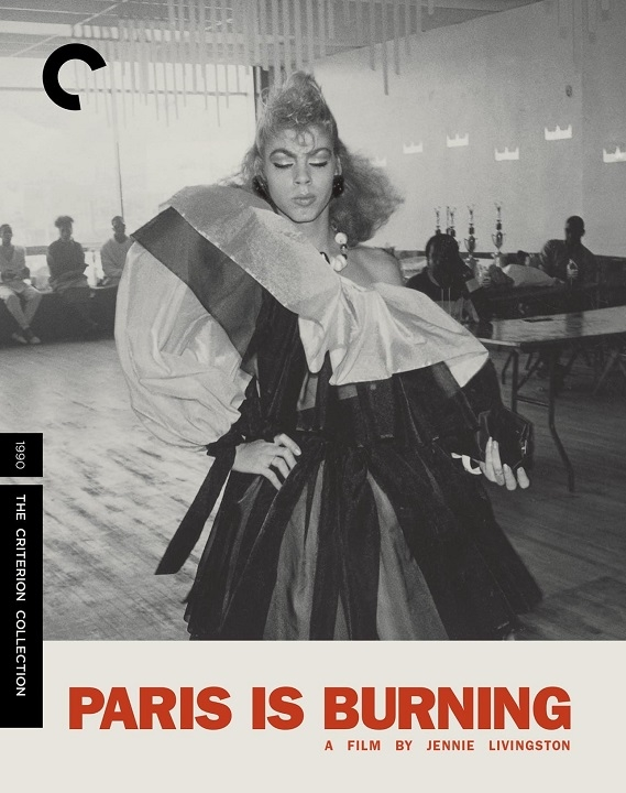 Paris Is Burning (The Criterion Collection)(Blu-ray)(Region A)