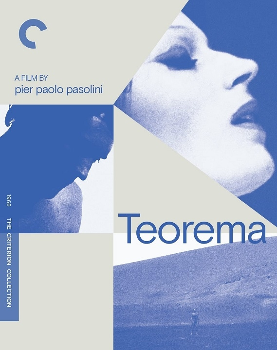 Teorema (The Criterion Collection)(Blu-ray)(Region A)