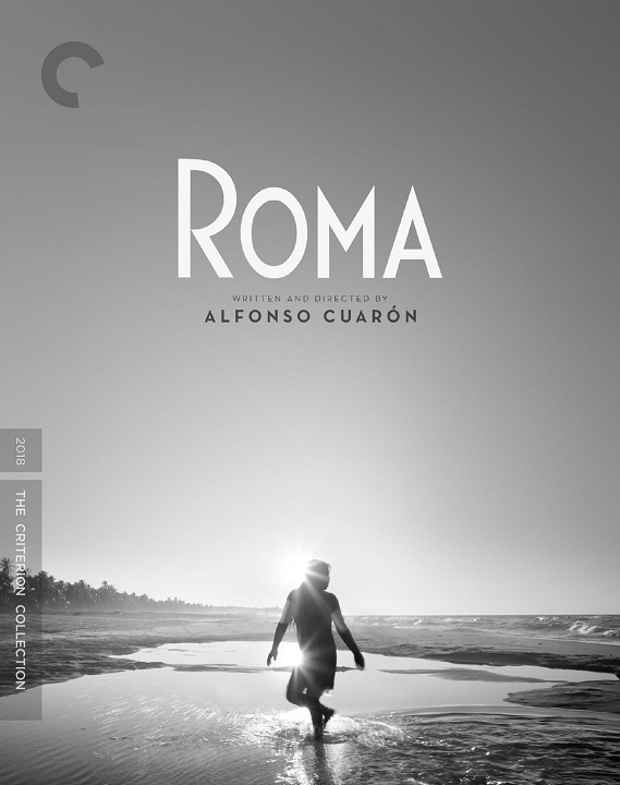 Roma (DigiPack)(The Criterion Collection)(Blu-ray)(Region A)