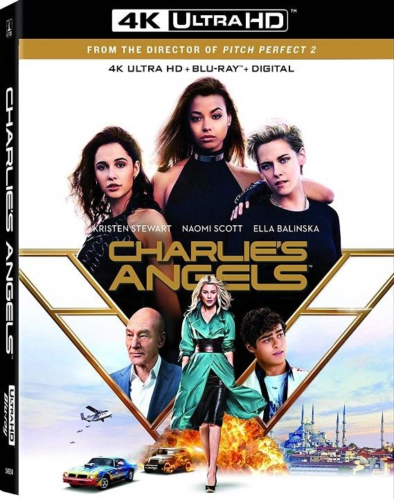 Charlie's Angels (2019)(4K Ultra HD Blu-ray)(Pre-order / TBA)