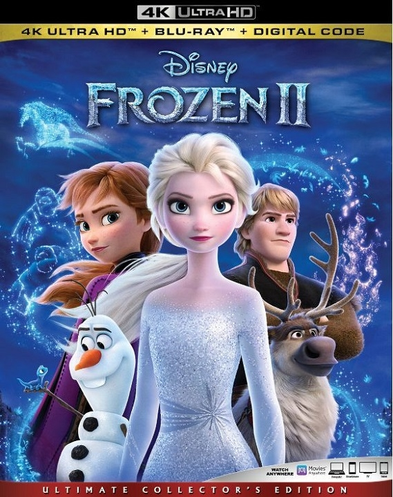 Frozen 2 (4K Ultra HD Blu-ray)