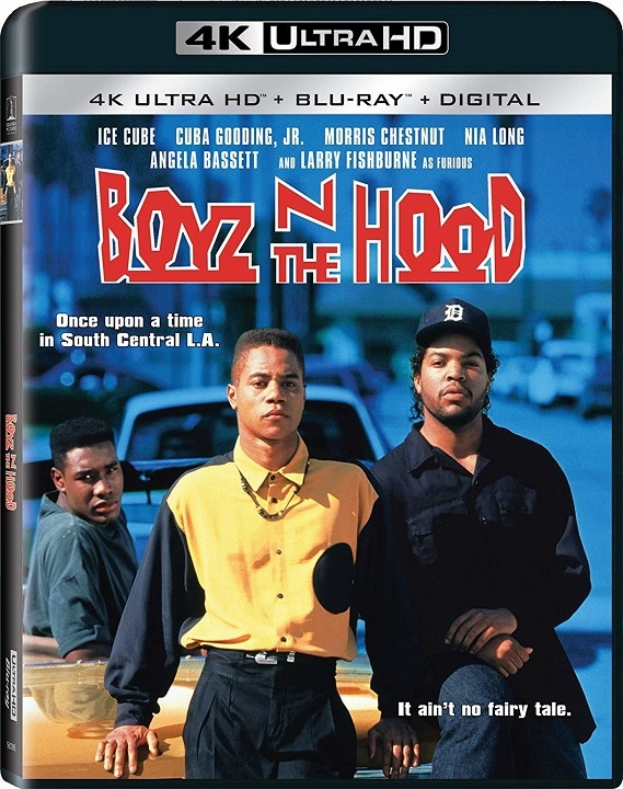 Boyz n the Hood (4K Ultra HD Blu-ray)(Pre-order / Feb 4)
