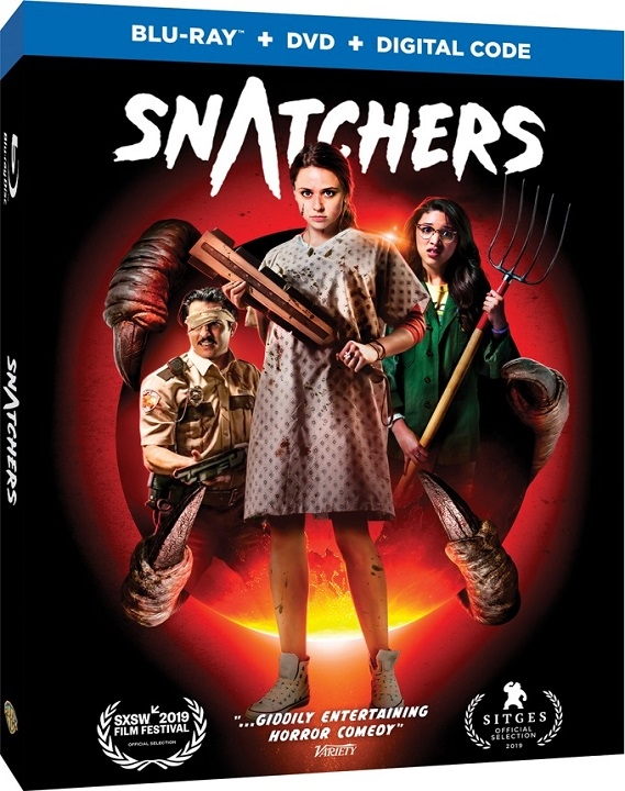 Snatchers (2019)(Blu-ray)(Region Free)