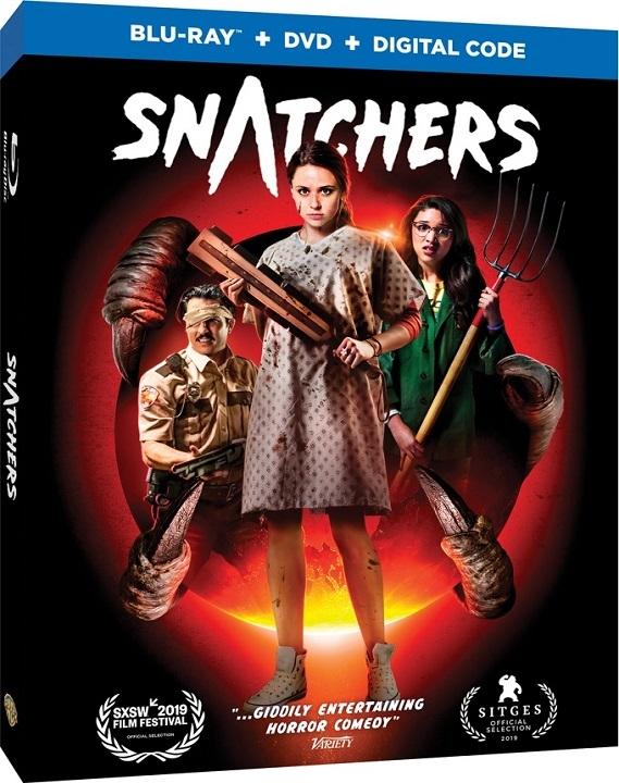 Snatchers (2019)(Blu-ray)(Region Free)(Pre-order / Feb 18)