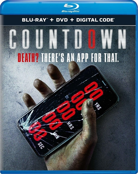 Countdown (2019)(Blu-ray)(Region A)