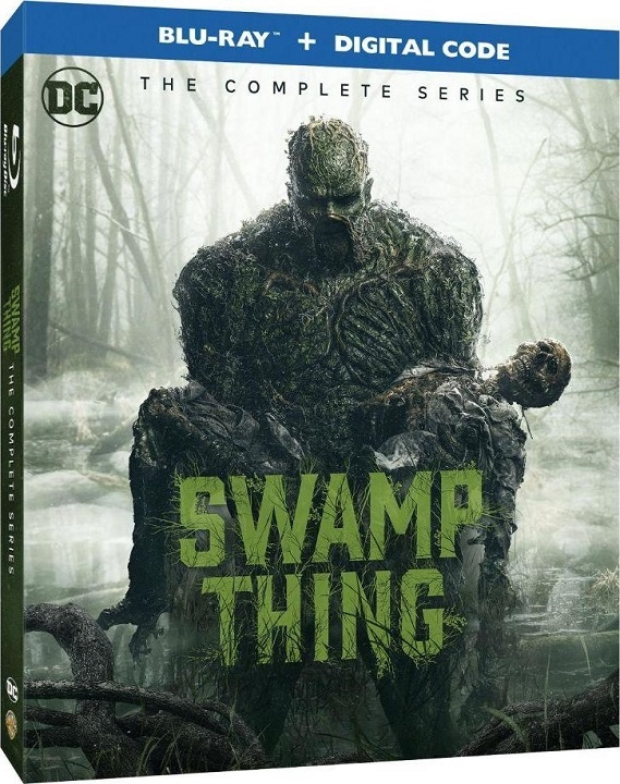 Swamp Thing: The Complete Series (Blu-ray)(Region Free)(Pre-order / Feb 11)