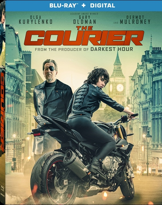 The Courier (2019)(Blu-ray)(Region A)
