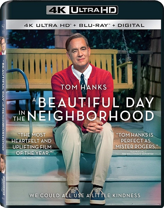 A Beautiful Day in the Neighborhood (4K Ultra HD Blu-ray)(Pre-order / Feb 18)