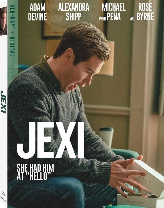 Jexi (Blu-ray)(Region A)(Pre-order / Jan 14)